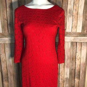 EUC Ronni Nicole dress
